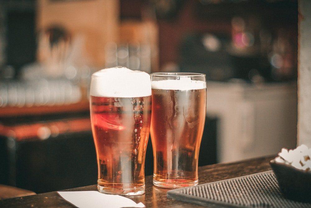 Alcohol and eyesight